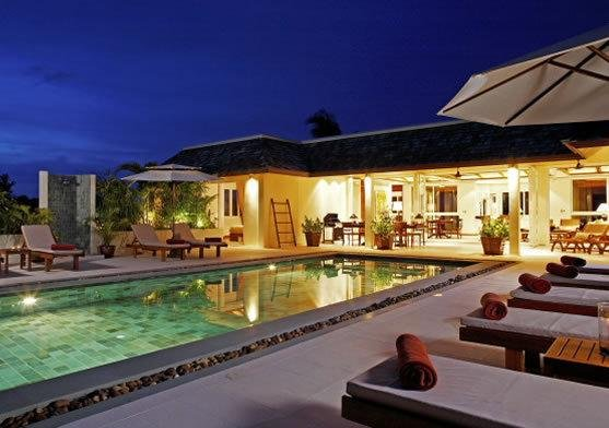 Kata Villa 496 - 5 Beds - Phuket, vacation rental in Kata Beach