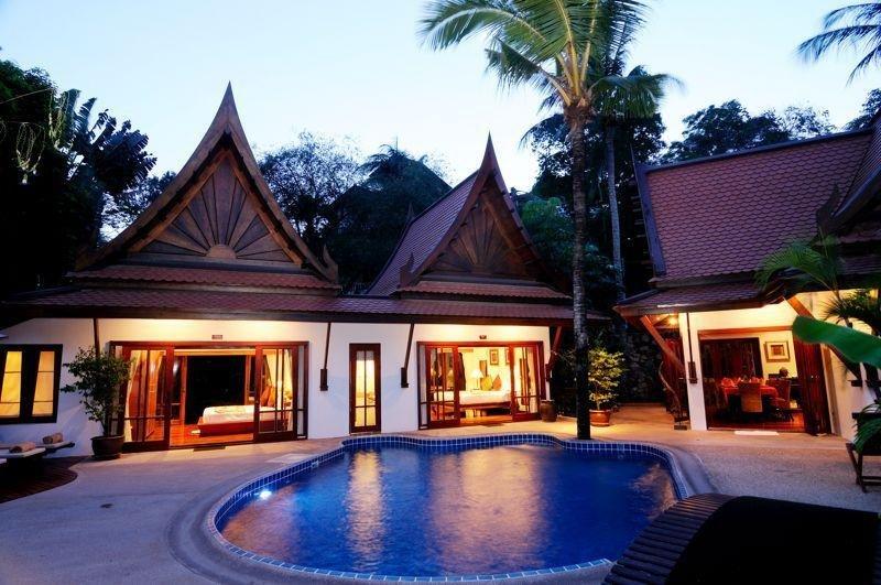 Patong Villa 414 - 5 Beds - Phuket, vacation rental in Patong