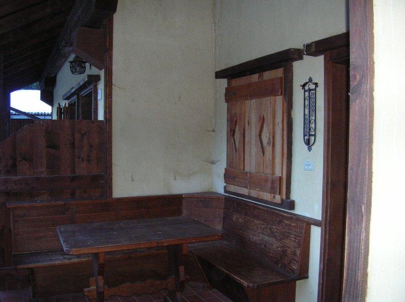 Chalet romantico 6C nel cuore delle Dolomiti, holiday rental in Saviner di Laste