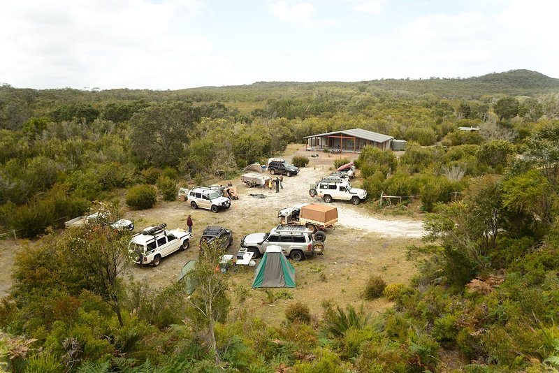 Yeagarup Hut - a 4WD Group Private Campground, holiday rental in Pemberton
