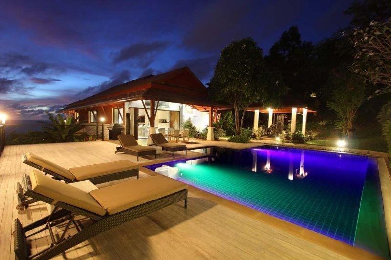Patong Villa 4409 - 5 Beds - Phuket, holiday rental in Patong