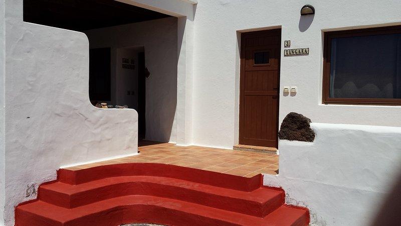 accesso Tingafa e Las Maretas