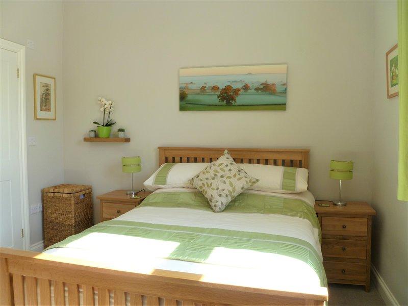 Chalice Lodge, Glastonbury UK, holiday rental in Glastonbury