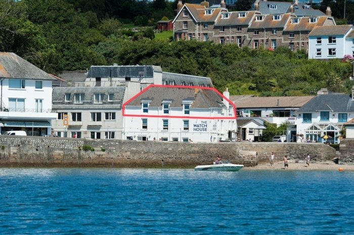 The Watch House, location de vacances à St Mawes