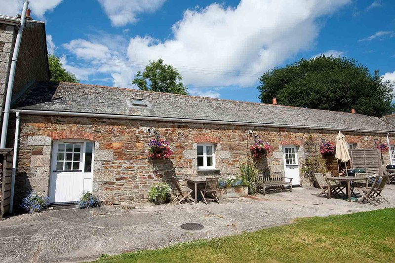 Quince Cottage, holiday rental in Lanivet