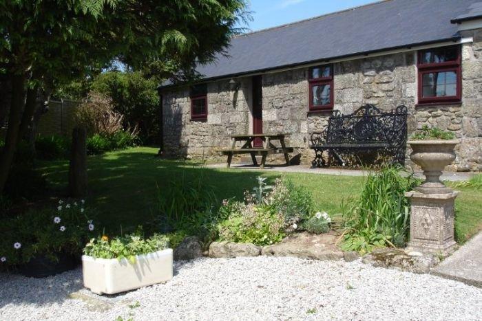 Towan at Chycarne Farm, vacation rental in Tresowes