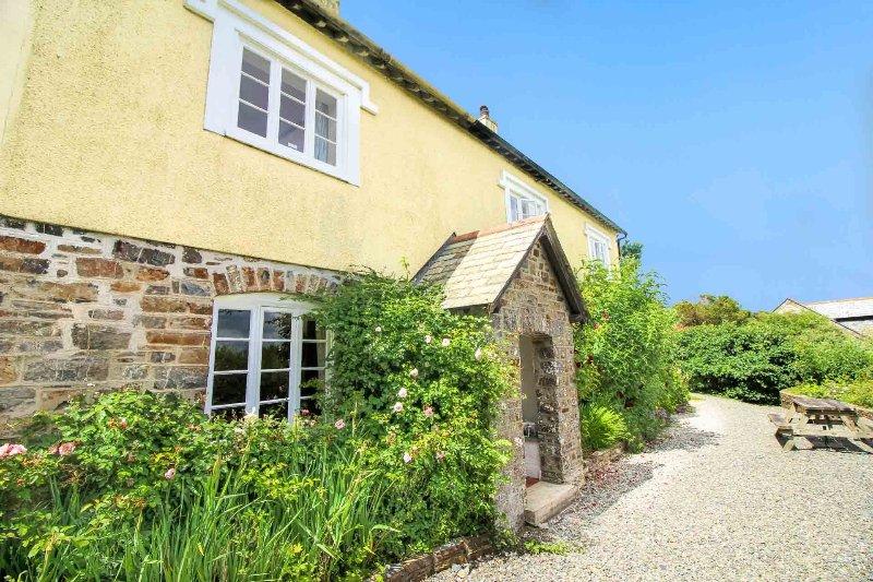 Woodgate, holiday rental in Crackington Haven