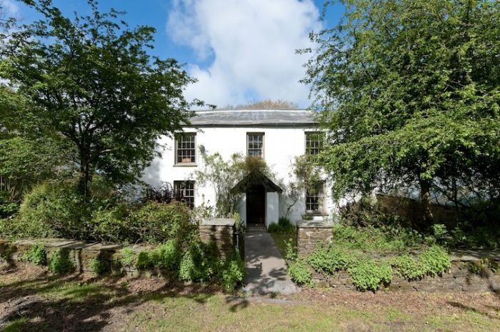 Helsett Farmhouse, holiday rental in Boscastle