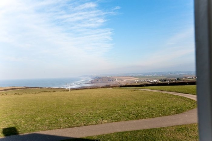 Penhalt Farm Apartment, casa vacanza a Widemouth Bay