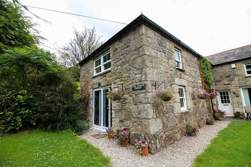 The Coach House, holiday rental in Lanivet