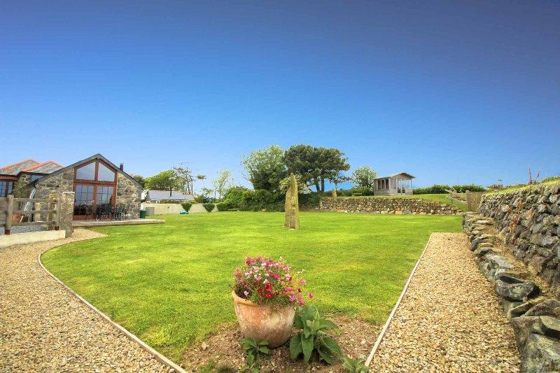 Manor Farmhouse, holiday rental in Gillan