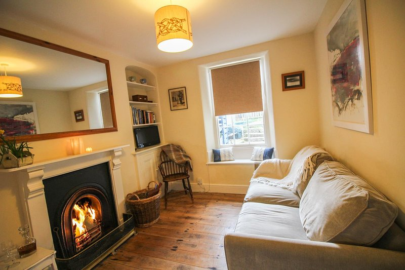 Mariners Cottage, holiday rental in Penweathers