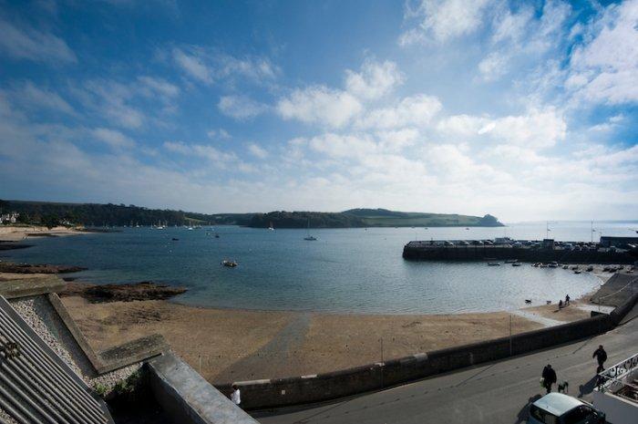 Seaspray, location de vacances à St Mawes