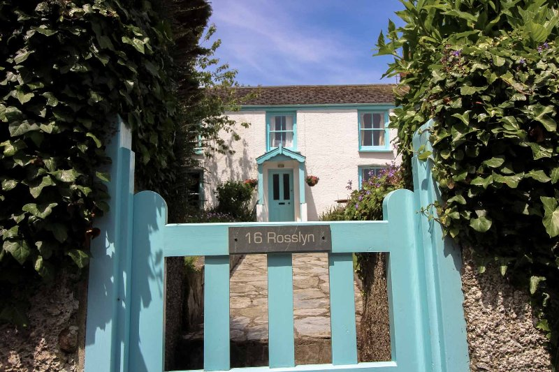 Rosslyn Cottage, location de vacances à St Mawes