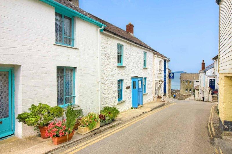 Shorelines, vacation rental in Portscatho