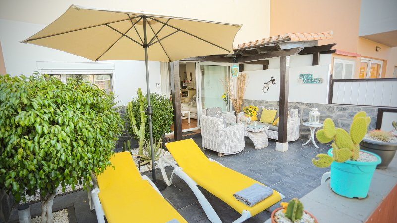 Superb stylish and comfortable Villa Chiara., holiday rental in Corralejo