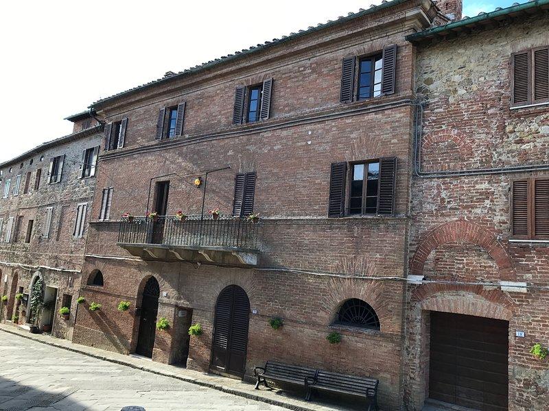 Le Palazzo Vanni.