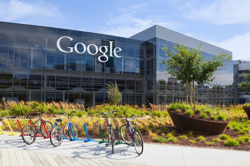 Googleplex is legendary. It is only 3.69 km or 2.29miles away from the apartment