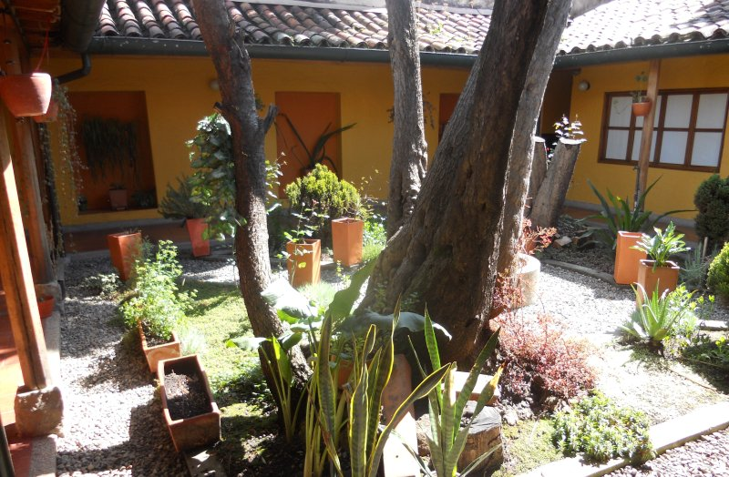 La Candelaria Colonial Apartment, holiday rental in Bogota