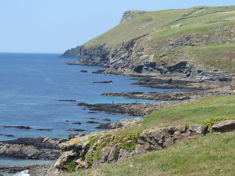 Our favourite walk to Pentire Point