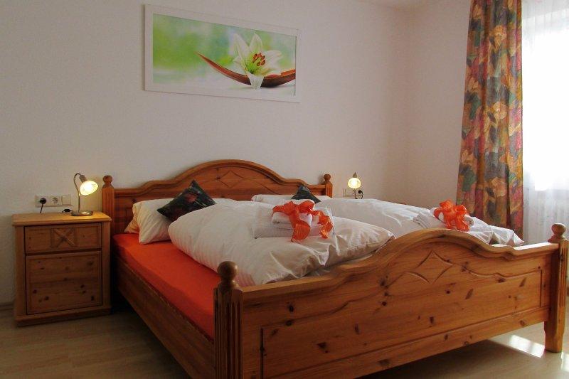 Sandras estación de montaña dormitorio FIR
