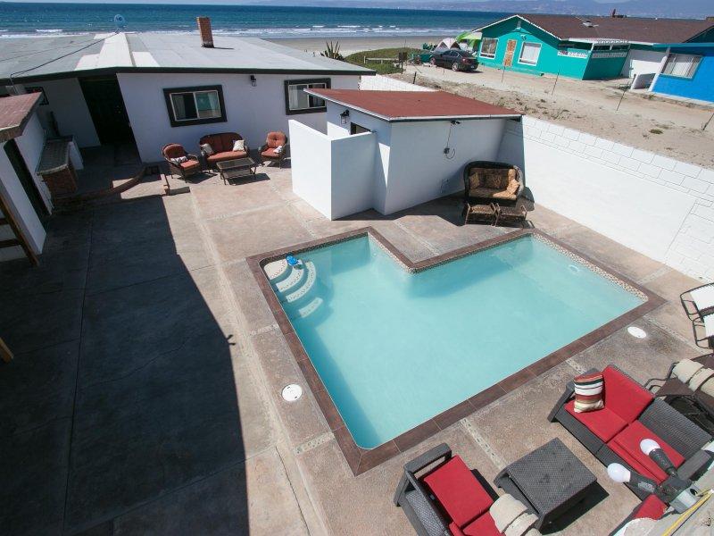 La Haciendita, vacation rental in Ensenada