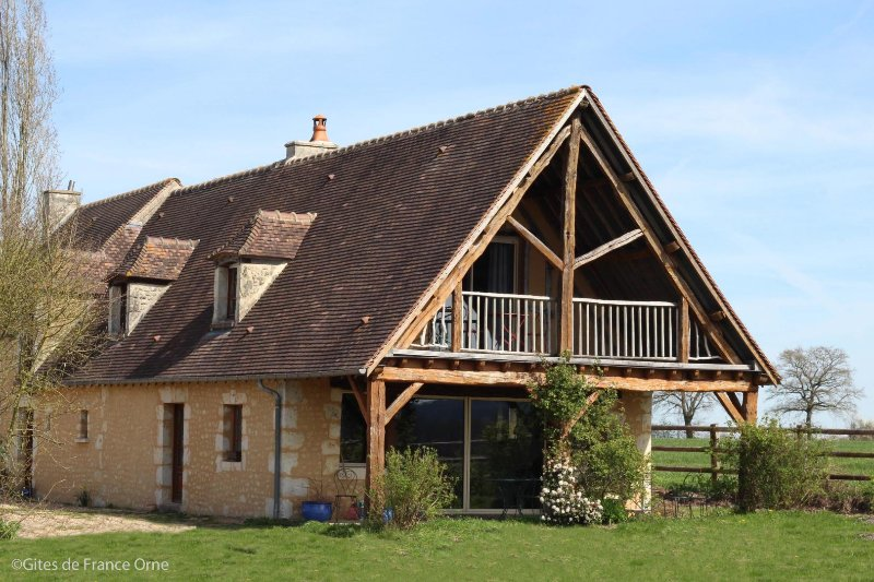 Magnifique Chambre Zen en Normandie, holiday rental in La Perriere
