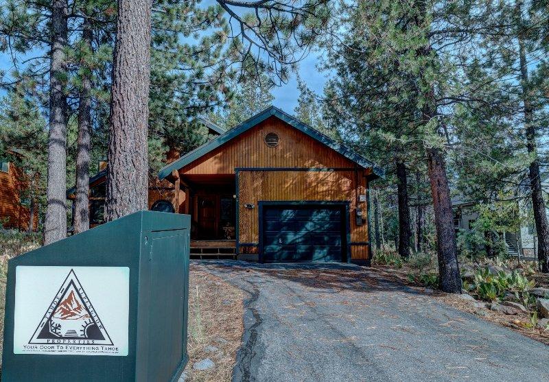 Tahoe Alpenglow Properties - 'Your Door To Everything Tahoe'!