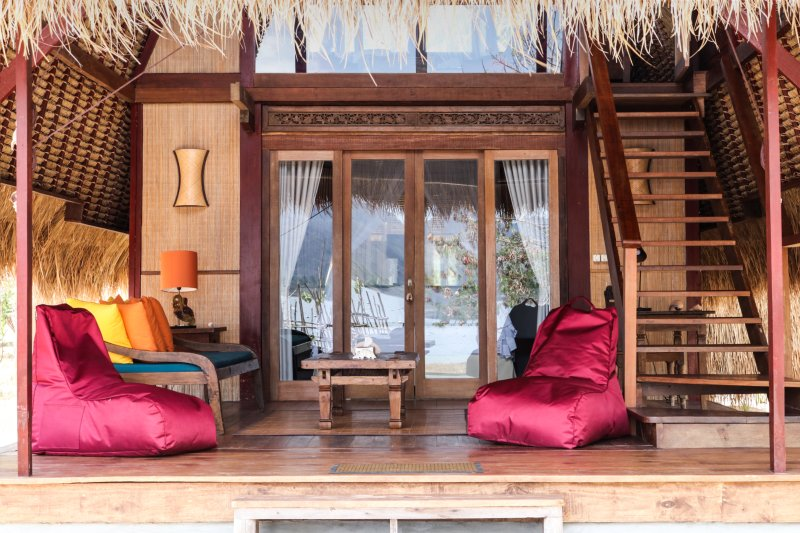 Lumbung - Gili Asahan Eco Lodge, holiday rental in Gili Gede