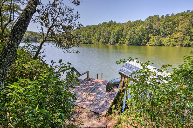 You're sure to fall in love with Crystal Lake and this wonderful property!