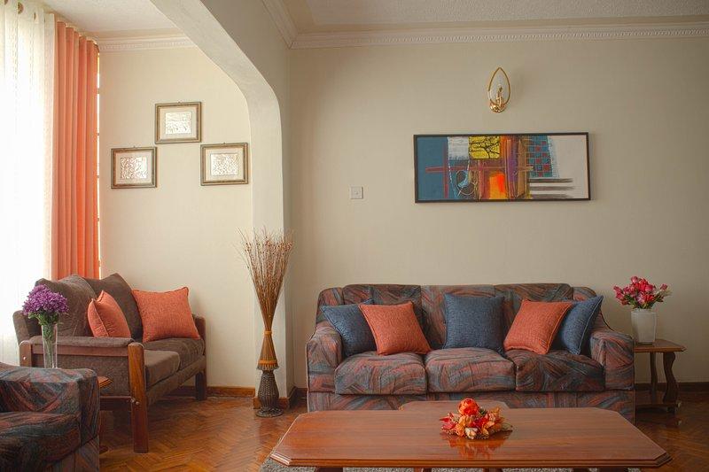 Nairobi Hill 7 Elegance, holiday rental in Nairobi