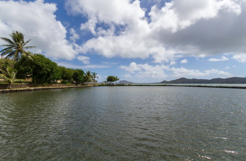 Kaneohe Bay is one of the most photgraphed areas on the island!