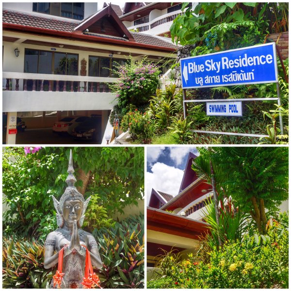 Spacious 3 Bedroom Townhouse with pool, holiday rental in Patong