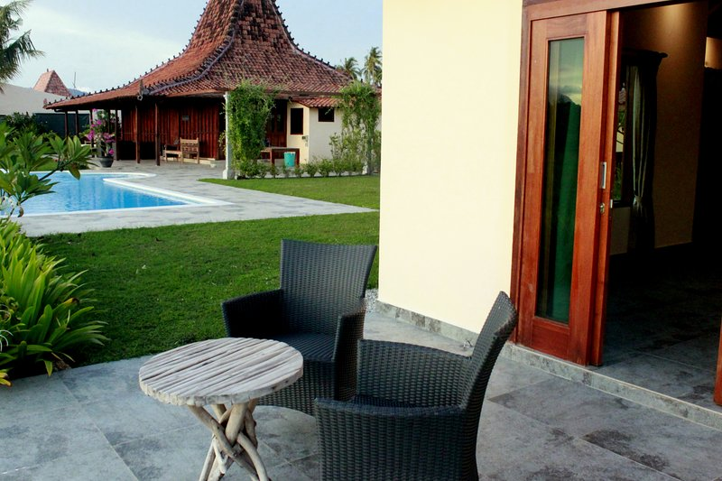 Limasan Padi, Bunga Raya, holiday rental in Pantai Cenang