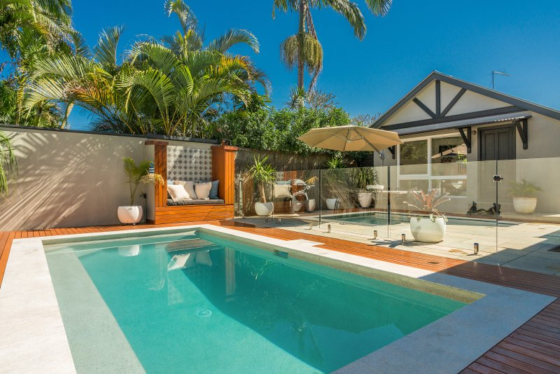 3 Little Pigs, holiday rental in Byron Bay