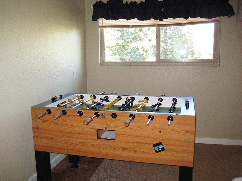 Loft Foosball Table