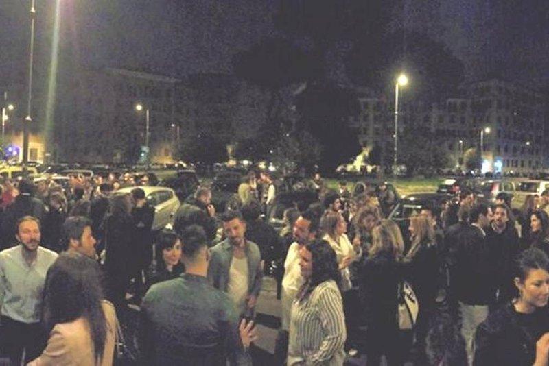 Nachtleben im Bezirk