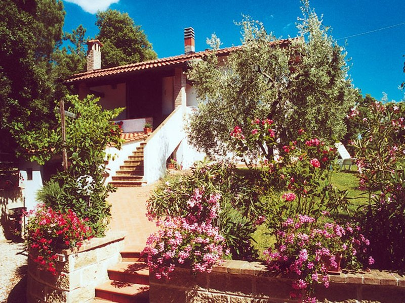 CASA DANIELA  - ONLY YOU AND YOUR FAMILY -, casa vacanza a Casole d'Elsa
