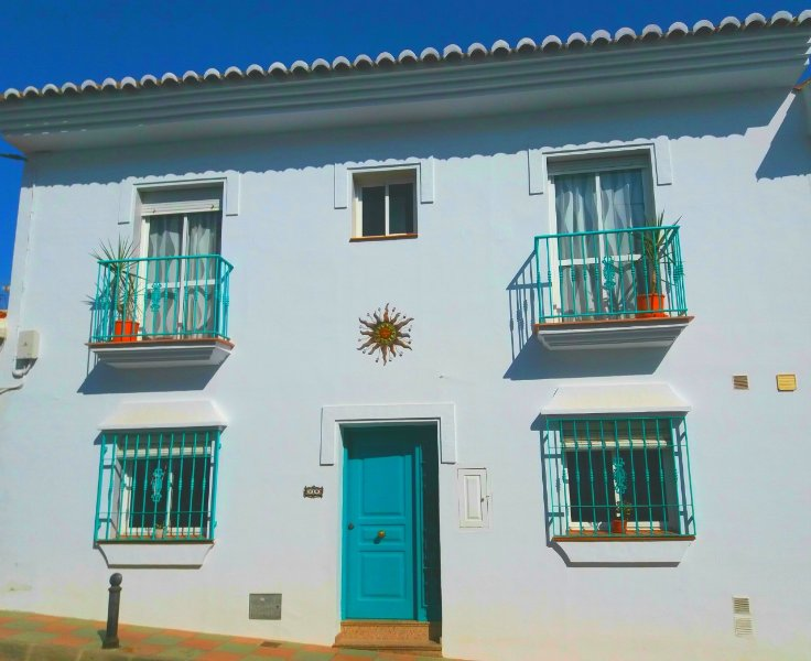 Casa del Sol-Frigiliana, vacation rental in Frigiliana