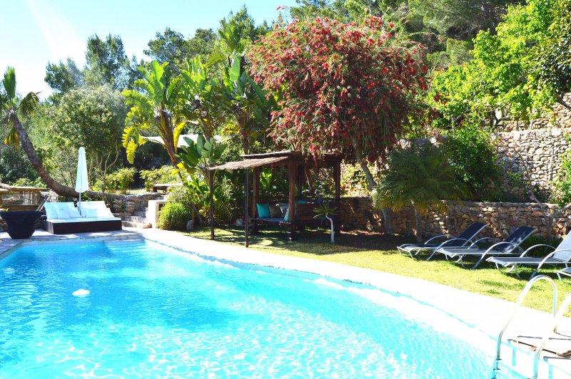 SUN DOOR IBIZA, location de vacances à Sant Carles de Peralta