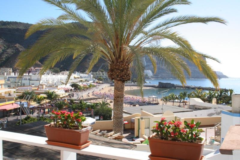 The Captains House in the old village at Puerto de Mogan, vacation rental in Gran Canaria