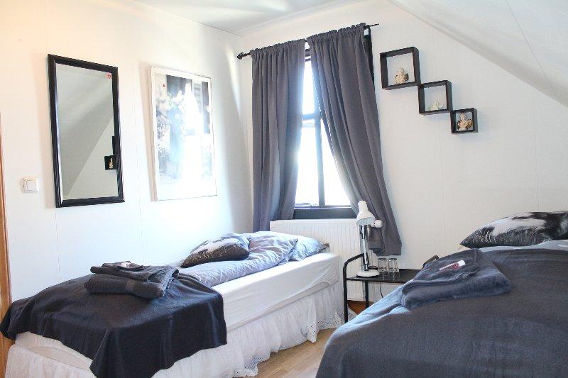 MELUR - Double room, alquiler vacacional en Husafell