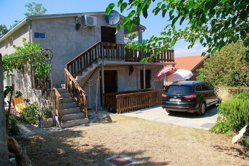 Apartmani Miro i Mirela, casa vacanza a Donji Karin