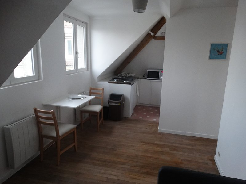 appartement de charme, holiday rental in Thourotte