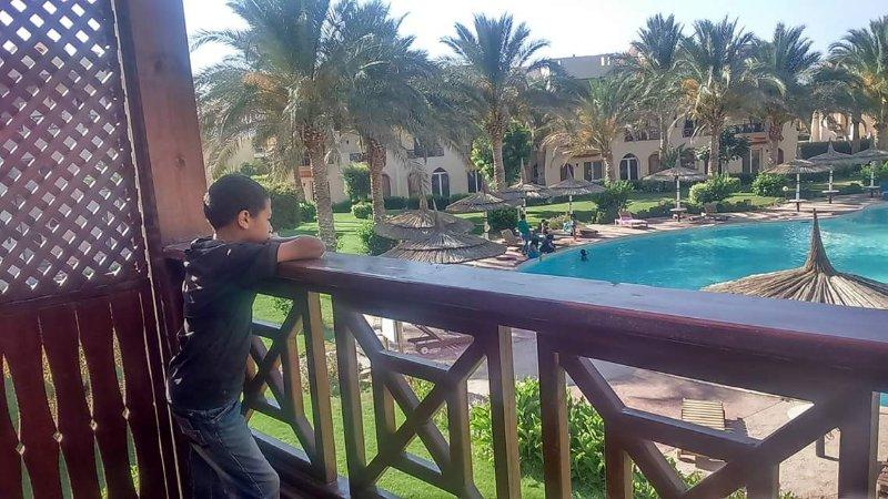 Sea Beach self-catering Apartment, location de vacances à Sharm El Sheikh