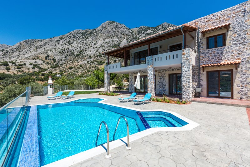 Villa Asigonia Traditional Cretan style villa, vacation rental in Apokoronas