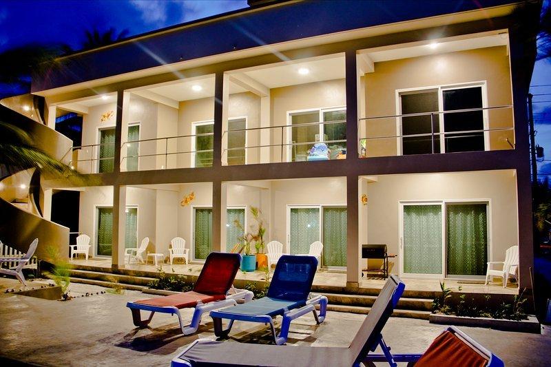Suites frente al mar