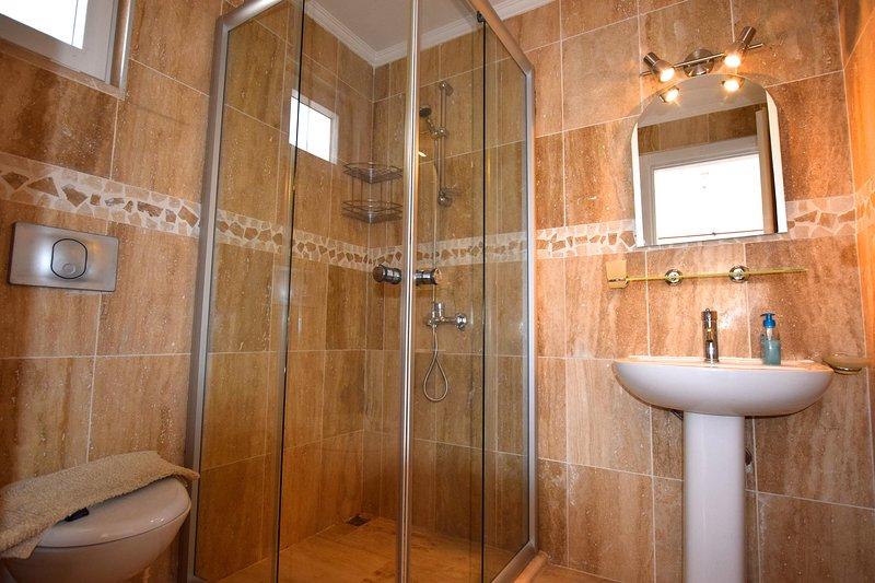 Privatem Badezimmer