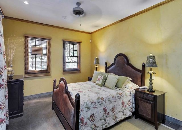 Complete view of Master Bedroom