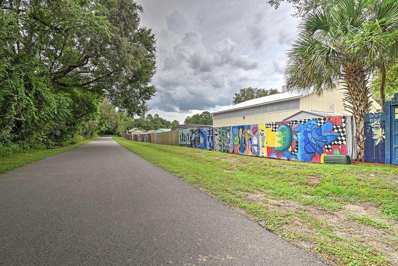 Seminole Wekiva Trail   Bike Trail   Minutes Away